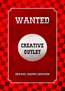 WANTED Flyer